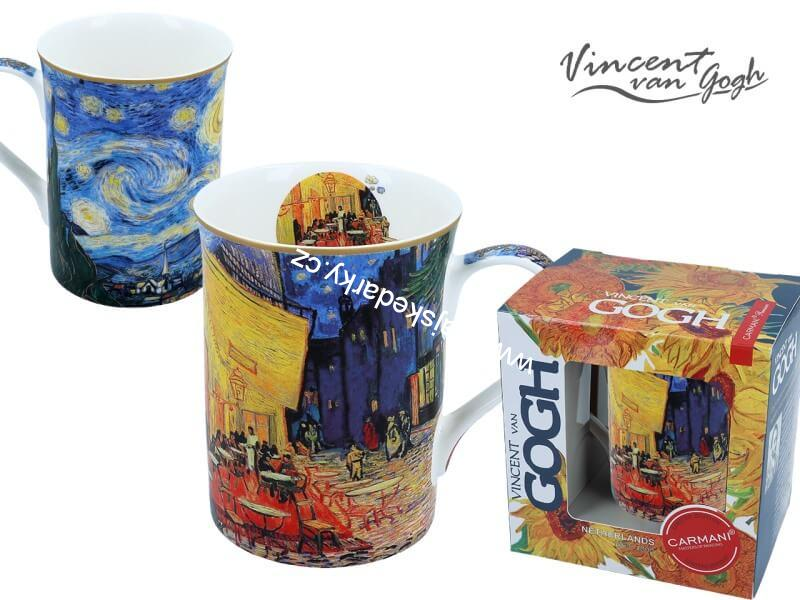 Hrnek 420  ml Vincent van Gogh Café Terrace at Night, CARMANI 8302316