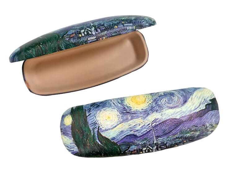 Etui na brýle Vincent van GOGH The Starry Night, CARMANI, 0218227