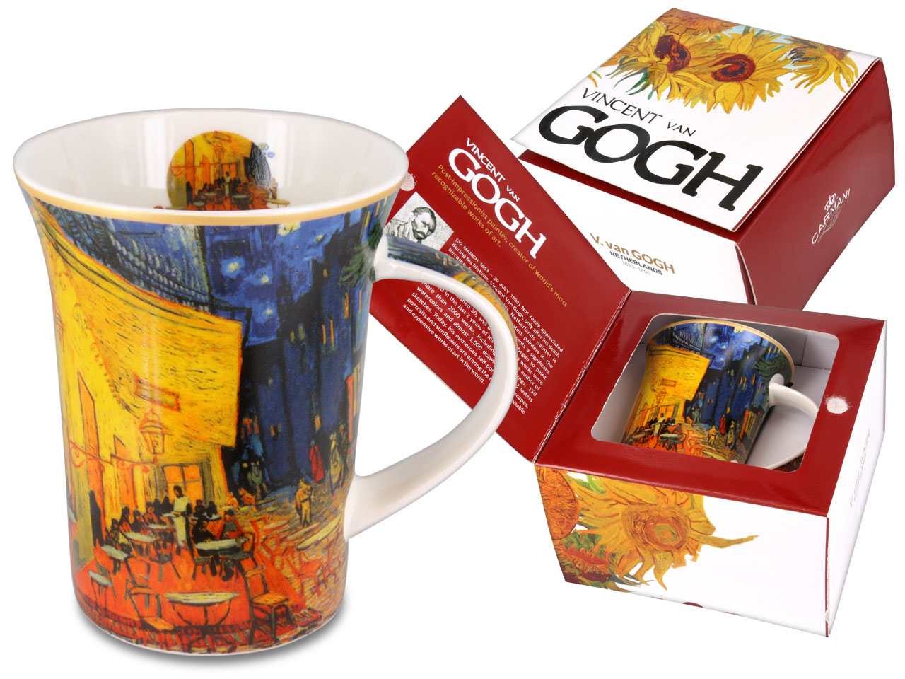 Hrnek 350 ml  Vincent van GOGH The Caffe Terrace