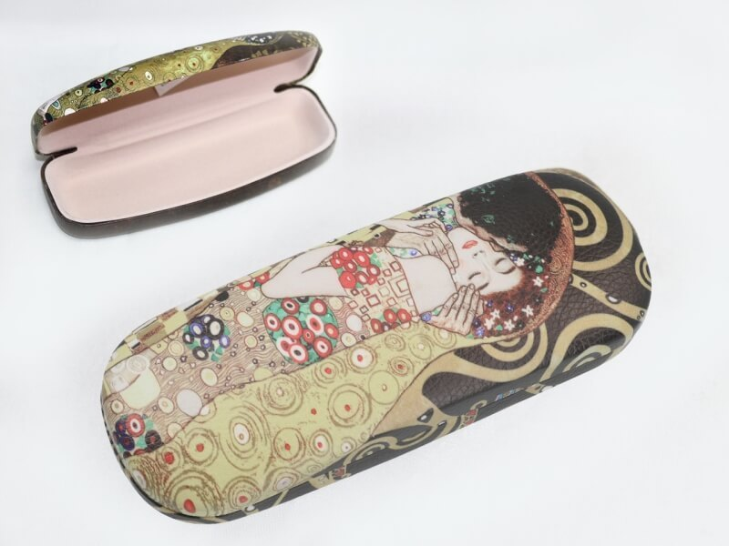 Etui na brýle Gustav Klimt The Kiss, CARMANI, 0218211
